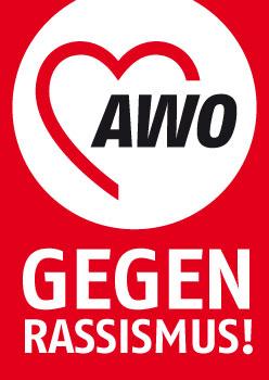 Plakat AWO gegen Rassismus